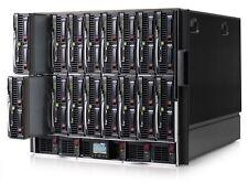 HP BLc7000 / C7000 G2 Chassis / Enclosure 507019-B21 2x Admin Modules, no blades