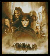 Lord of the Rings - Cross Stitch Chart/Pattern/Design/Xsti tch