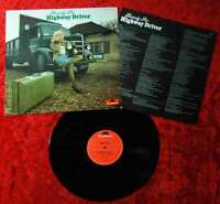 LP Randy Pie: Highway Driver (Polydor 2371 555) D 1974