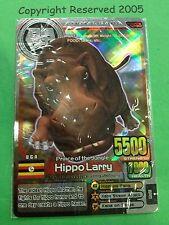 Animal Kaiser Silver English ,Foil Hippo Larry Ver.2 A-040
