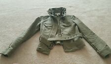 BANANA REPUBLIC WOMEN'S PETITE MILITARY JACKET 00P