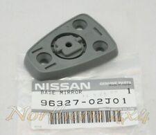 Nissan Patrol GQ Rear View Mirror Mount base Genuine 9632702J01