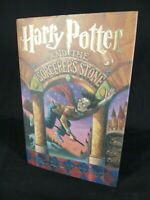 J.K. Rowling - Harry Potter and The Sorcerer's Stone - 1st American Edition Fine