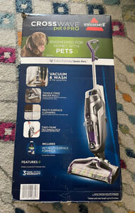 Bissell Crosswave Pet Pro #2328 Multi Surface Cleaner - BRAND NEW Factory Sealed