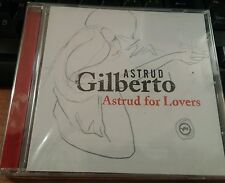 ASTRUD GILBERTO - ASTRUD FOR LOVERS - CD SIGILLATO (SEALED)