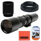 500mm 1000mm Telephoto Lens for Nikon D3000 D3100 D3200 D3300 D5100 D5200 D5300