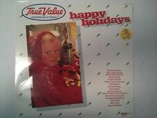 "#True Value ""Happy Holidays"" Vol. 20 Elvis/Carpenters & more Sealed DPL1-0713"