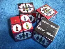 4 Stück Cube (Werbe) Zauberwürfel NEU