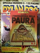 DYLAN DOG SPECIALE N° 5 CON ALLEGATO