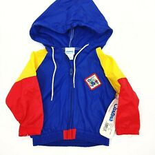 Vintage Carters Scuba Windbreaker 12 months- NEW with tags