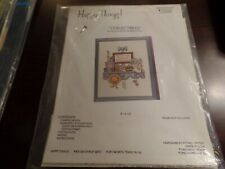 Happy Things Counted Cross Stitch 159 Collectibles #4184
