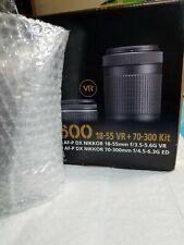 Nikon AF-P DX NIKKOR 70-300mm F/4.5-6.3 G ED Lens