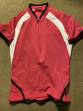 Women's Pink She Beest Cycling Jersey Small S