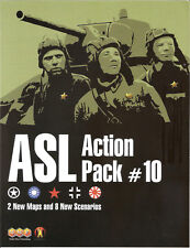 ASL Action Pack #10 Advanced Squad Leader MMP Mint New in Shrink Wrap