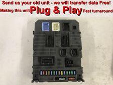 Peugeot 207 BSI / BCM Body Control Module 9659285480 *PLUG & PLAY* (Free program