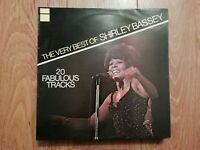 SHIRLEY BASSEY * THE VERY BEST OF SHIRLEY BASSEY * VINYL LP EXCELLENT 1974