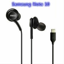 Samsung Galaxy Note 10+ Plus AKG Earphones Earbuds Type C Headphone Original NEW
