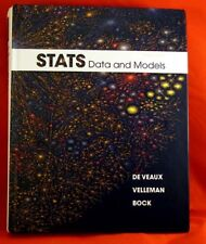 Stats Data and Models   with new MyStatLab access code  ISBN # 9780321891884