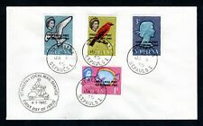 St Helena - 1965 Local Mail Service Overprints Plain First Day Cover