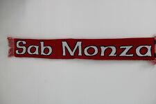 sciarpa scarf calcio schal bufanda echarpe ULTRAS MONZA SAB