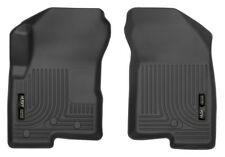 Husky Front Floor Liner (Black) for 2007-2016 Jeep Compass Patriot Dodge Caliber