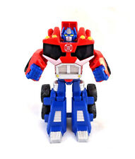 "Transformers Playskool Heroes Rescue Bots Autobot Optimus Prime 5"" Action Figure"
