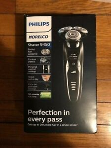 Philips Norelco Series 9000 Wet/Dry Electric Shaver 9450 Brand New