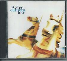 AZTEC CAMERA - Love CD Album 9TR GERMANY PRINT 1987