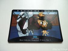 Carte Dragon Ball Z Card DBZ / Hero Collection Part 3 - N°306 / NEW