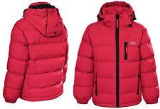 Trespass Boys Puffa Padded School Jacket/coat With Zip off Hood TTFF