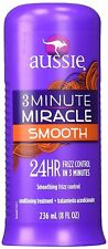 Aussie 3 Minute Miracle Smooth Deep Conditioner 8 Oz