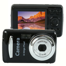 Mini Compact Digital Camera 16MP 1080P HD 2.4''TFT LCD Camcorder DV Video gift