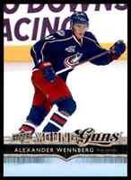 2014-15 Upper Deck Young Guns Alexander Wennberg RC #218