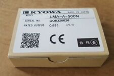 KYOWA LMA-A-500N Small-sized Compression Load Cell (BR5.1B7)