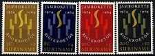 Suriname 1964 SG#534-7 Scout Jamborette MNH Set #D34388
