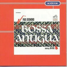 Paul Desmond - Bossa Antigua [New CD]