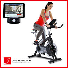 Bicicletta Brucia Grassi Allenamento Cardio Fitness Cyclette SX200 smartphoneApp