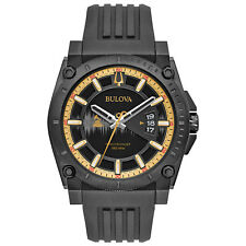 Bulova Precisionist Special Grammy Edition Quartz Men's Watch 98B294