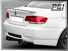 Painted  A Type Trunk Spoiler Lip 2007-2013 BMW E92 3-Seires 328i 335i Coupe