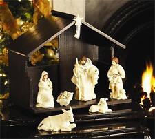 Belleek Classic Nativity Set