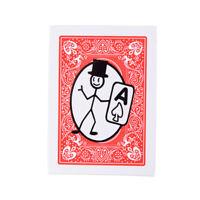 Magic prop Cartoon Deckpackung Spielkarte Animation Vorhersage Zaubertricks  ML
