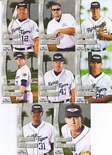 2011 Lakeland Flying Tigers San Jose California Right Hand Pitcher ZACH SAMUELS