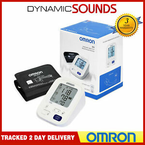 Omron M3 Automatic Upper Arm Blood Pressure Monitor BPM with 22-42cm Easy Cuff