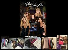 PRETTY LITTLE LIARS 1-7 (2010-2017): Complete TV Season Series NEW UK DVD not US