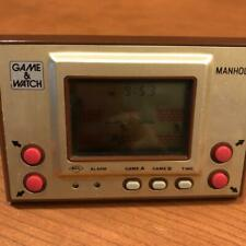 Chef Game Watch Nintendo