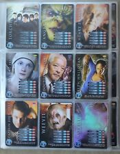 TORCHWOOD (DOCTOR WHO) MASTER SET TRADING CARDS