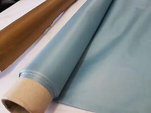 2oz/60gsm* - LIGHT BLUE - LIGHTWEIGHT & WATERPROOF NYLON FABRIC,  160cm wide