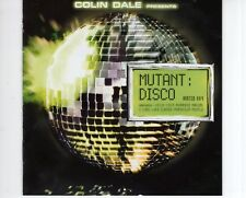 CD COLIN DALE	mutant disco	EX- (B1887)