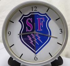 Pendule murale horloge 20cms RUGBY TOP 14 STADE FRANCAIS PARIS