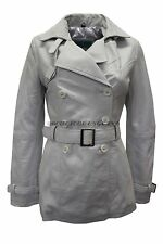 Women's Casual Trench Coats, Macs Double Breasted Hip Length Coats & Jackets